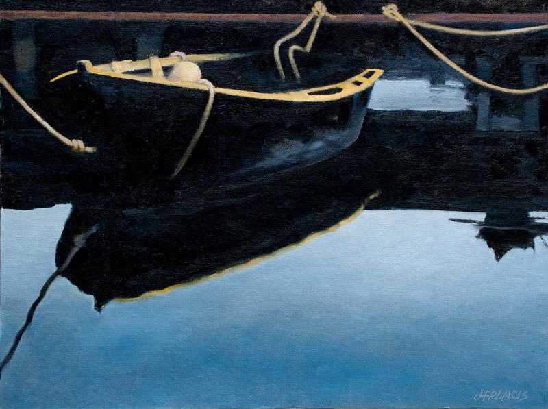 Sleeping Boat - Jon Francis