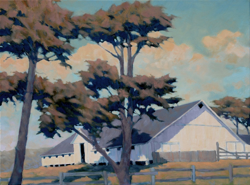 Pierce Point Barn - Jon Francis