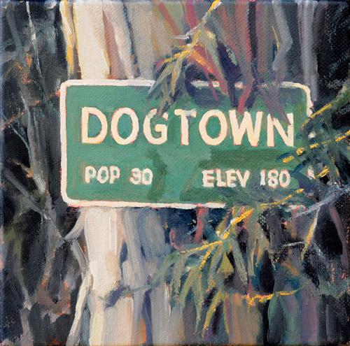 Jon Francis - Dogtown